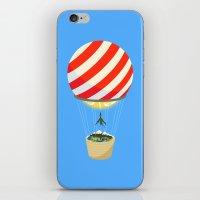 Atlas Dragon iPhone & iPod Skin