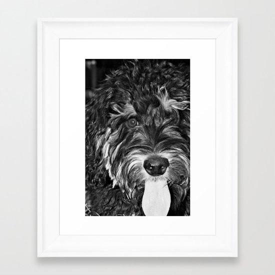 Scout... Framed Art Print