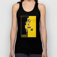 Carface Unisex Tank Top