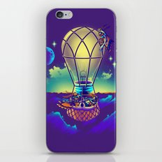 Light Flight iPhone & iPod Skin