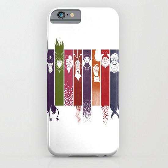 Disney Villains iPhone & iPod Case