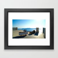 Zorba  Framed Art Print