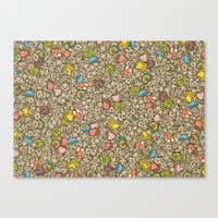 Lucky Charms Canvas Print