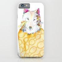 iPhone & iPod Case featuring Wolf by Belén Segarra