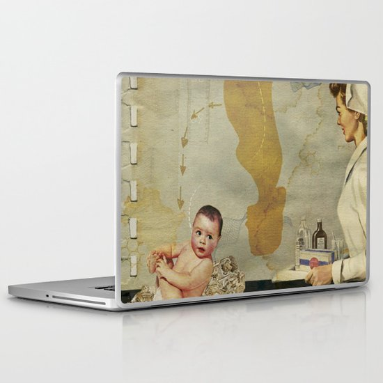 Modern Day Practice Laptop & iPad Skin