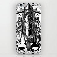 Legend Of Zelda Midna Th… iPhone & iPod Skin