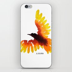 Hope bird. iPhone & iPod Skin