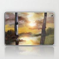 Calling The Sun XVII Laptop & iPad Skin