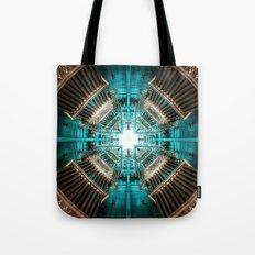 Rocket Propulsion Chambe… Tote Bag