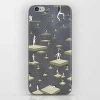 All Together iPhone & iPod Skin