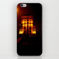 Night Crest 6 iPhone & iPod Skin