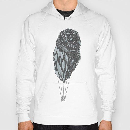 Hot Owl Balloon Hoody