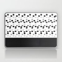 I see dots in black and white! Laptop & iPad Skin