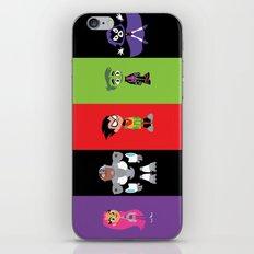 Teen Titans Go iPhone & iPod Skin