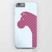 Fun at the Zoo: Zebra iPhone 6 Slim Case