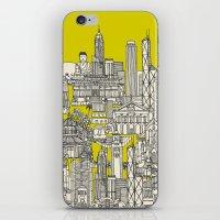 Hong Kong Toile De Jouy … iPhone & iPod Skin