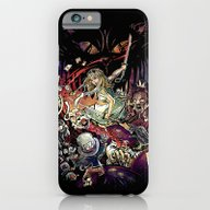 Zombies In Wonderland iPhone 6 Slim Case