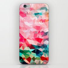 Polygon Pattern II iPhone & iPod Skin
