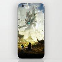Frontier Line iPhone & iPod Skin