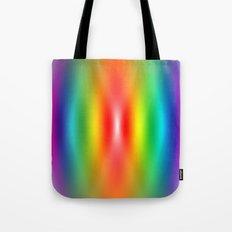 Rainbow confusion  Tote Bag