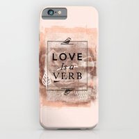 iPhone & iPod Case featuring L.o.v.e by Kavan and Co
