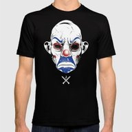 Stranger Mens Fitted Tee Black SMALL