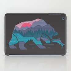 Bear Country iPad Case