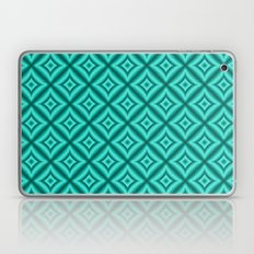 Green Untitled Laptop & iPad Skin