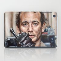 Bill Murray / Ghostbusters / Peter Venkman / Close-Up iPad Case