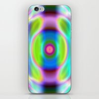 Rainbow Reactive iPhone & iPod Skin