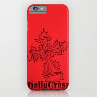 HollyCross Sketch iPhone 6 Slim Case