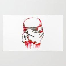 Storm Trooper Print Rug