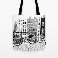Amsterdam II Tote Bag