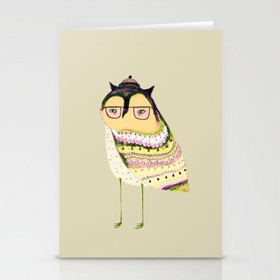 I'm Cool Stationery Card