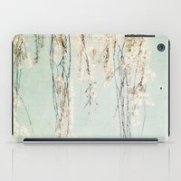 Old Town Blossoms iPad Case