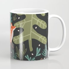 Evergreen Fox Tale Mug