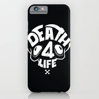 iPhone & iPod Case featuring Death4life by Mathijs Vissers