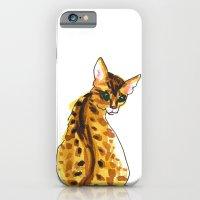 Bengal Kitten iPhone 6 Slim Case