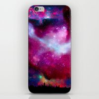 A Night Without Lights iPhone & iPod Skin