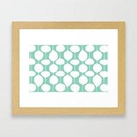 Holiday Bobbles - Festiv… Framed Art Print
