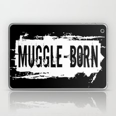 Muggle - Born Laptop & iPad Skin