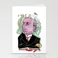 Jon A. McDonald Stationery Cards
