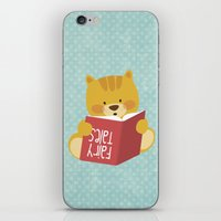 Fairy Tales, Teddy Bear iPhone & iPod Skin