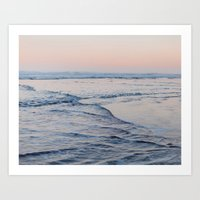 Pacific Dreaming Art Print