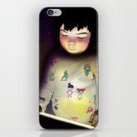 Digtal Generation iPhone & iPod Skin