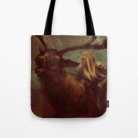 Thranduil The Faithless … Tote Bag