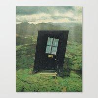 Doors (1964) Canvas Print