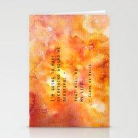 Make Everything Beautifu… Stationery Cards