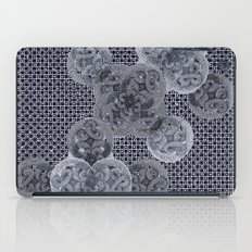 There are more places not empty. iPad Case