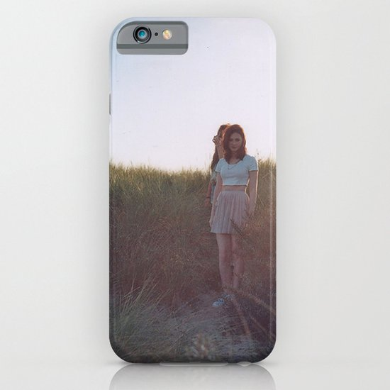 in the grass iPhone & iPod Case